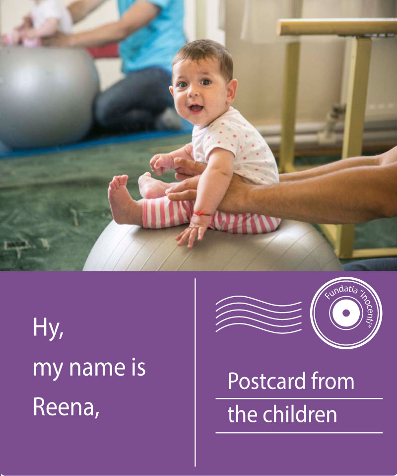Reena –One Step At A Time