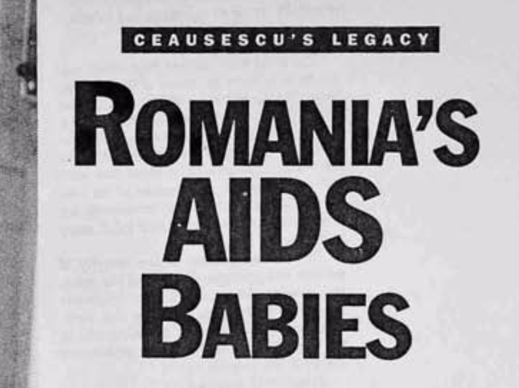 Romania's AIDS Babies – The Globe