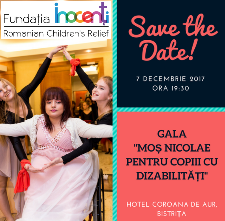 """Saint Nicholas for disabled children"" Gala, the 11th edition"