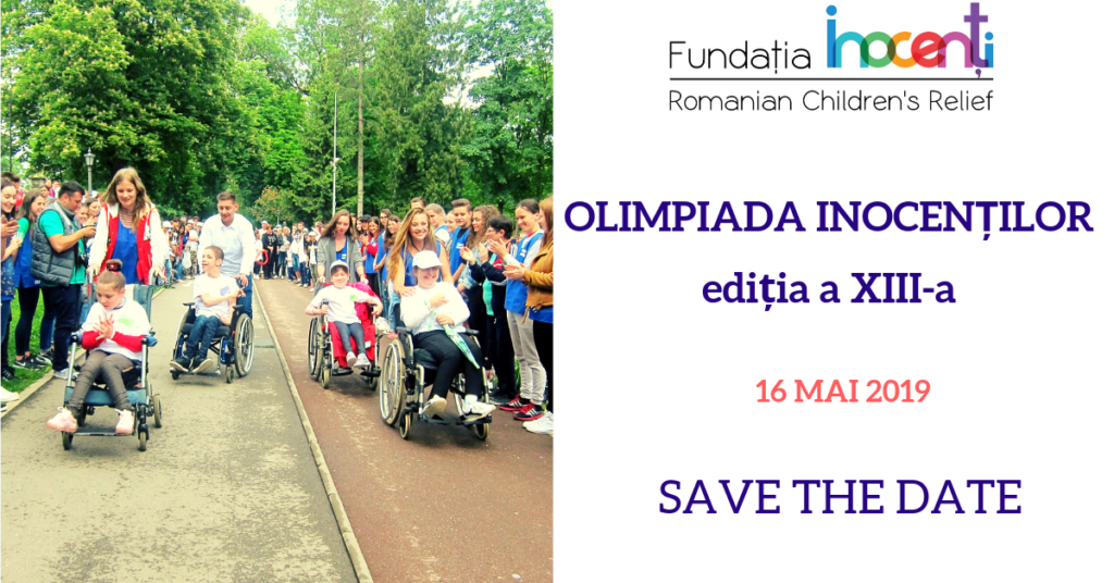 Olimpiada Inocentilor, the 13th edition!