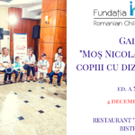 "13th Annual ""Saint Nicholas for children with disabilities"" Gala"